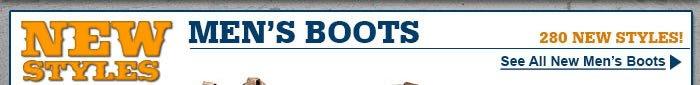 Men's New Boots