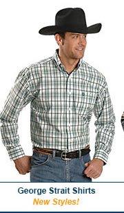 George Strait Shirts