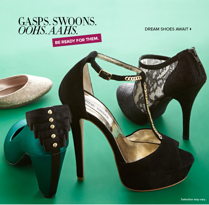 Dsw Turn Heads In These Evening Shoes Milled