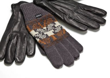 Shop Mixed Gloves: Leather, Wool & More