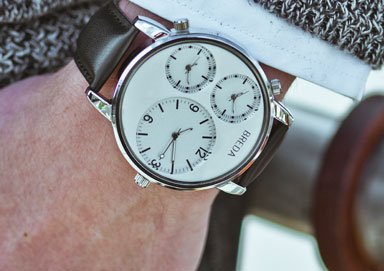Shop Finishing Touch: Breda Timepieces