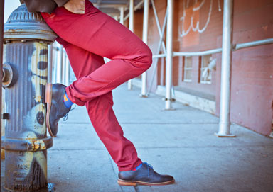 Shop Classic Colorful Chinos