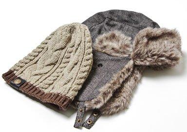 Shop Hot Head: Winter Hats ft. Coal