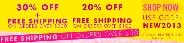 30% Off + Free Ship! Shop Now on Miss KL!