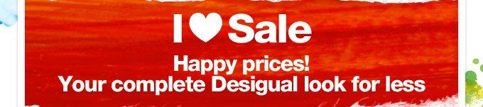 I ♥ Sale