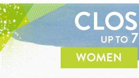 Shop Women's Closeout