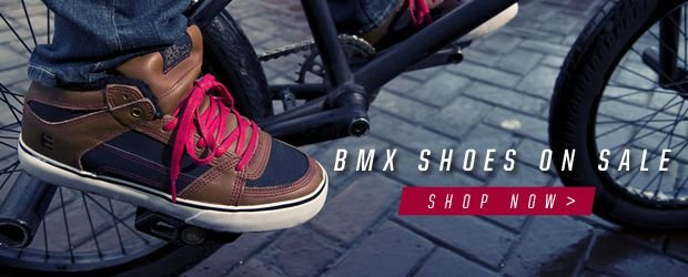 etnies BMX shoes on Sale!