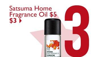 Satsuma Home Fragrance Oil $5  $3