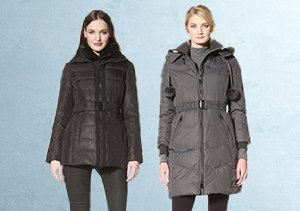 Beat the Cold: Wool Coats, Down Jackets & More
