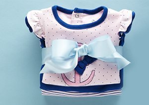 Newborn - 3 Months:  Apparel Gifts for Baby