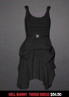 HB TIERED DRESS