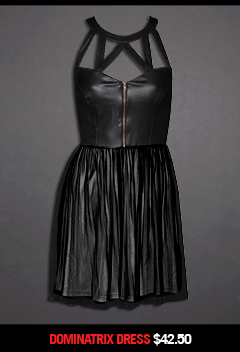 DOMINATRIX DRESS
