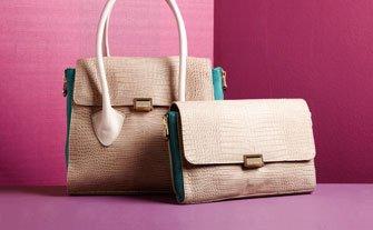 Pour La Victoire Handbags- Visit Event
