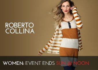 ROBERTO COLLINA - Women