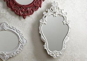 Neo-Baroque Mirrors