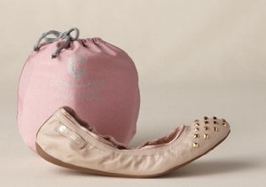 Ready to Go: Foldable Ballet Flats