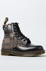 The Pendleton x Dr. Martens 1460 Boot in Black