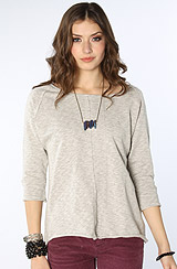The Off Shore Terry Pullover