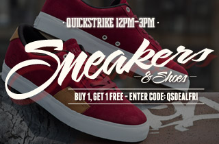 Sneakers & Shoes: Buy 1, Get 1 Free