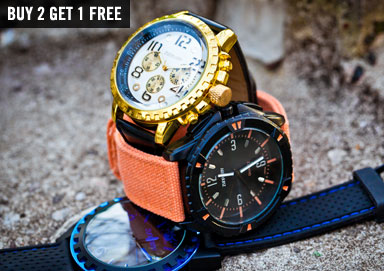 Shop Vintage-Inspired Watches & More