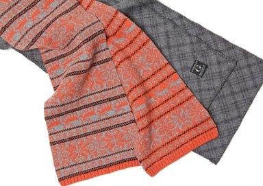 Shop Full Coverage: Winter Scarves