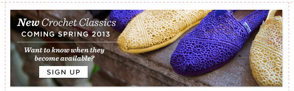 New Crochet Classics - Coming Spring 2013 - Sign up