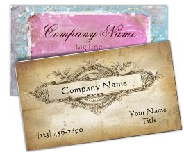 40% Off Select Antique Business Cards