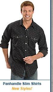 Panhandle Slim Shirts