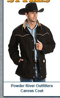 Powder River Coat