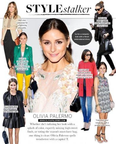 Style Stalker: Olivia Palermo