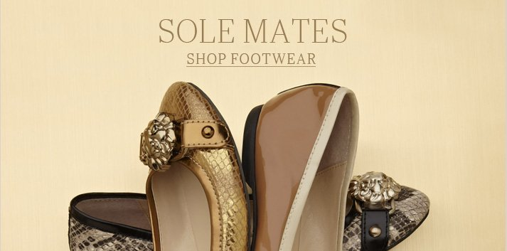 Click here to shop new Footwear