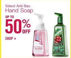 All Anti-Bac Hand Soap - $3
