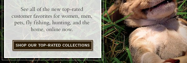 shop our top-rated collections