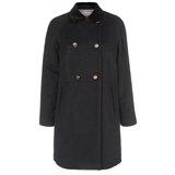Paul Smith Coats - Grey Cocoon Coat