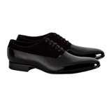 Paul Smith Shoes - Black Clarence Shoes