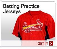 Batting Practice Jerseys