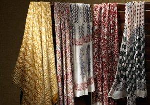 Scarves by MILA Trends