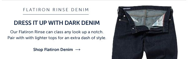Flatiron Denim