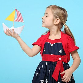 Ready to Sail: Nautical Apparel