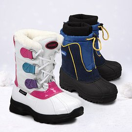 Snow Report: Boots & Accessories
