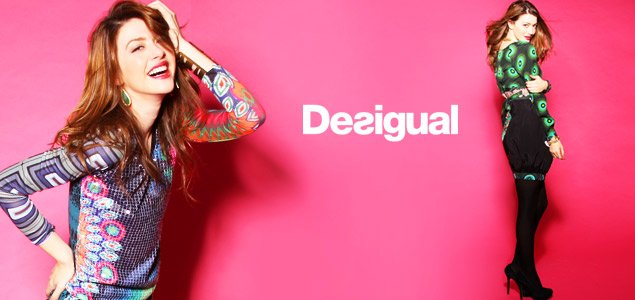 Desigual Women's Apparel