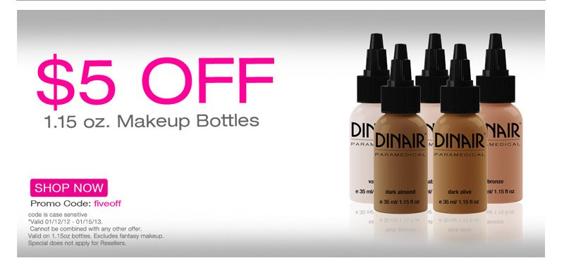 $5 off 1.15oz bottles