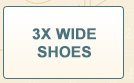 3X Wide Shoes