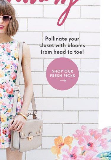 Shop our fresh picks