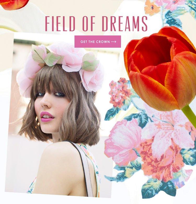 Field of Dreams: Get the Crown