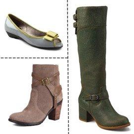 Fashion Afoot: Women's Shoes