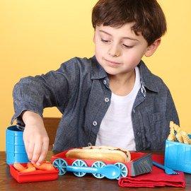 The Kids' Table: Dishware & Utensils