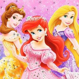 Disney Princesses: Books & Toys