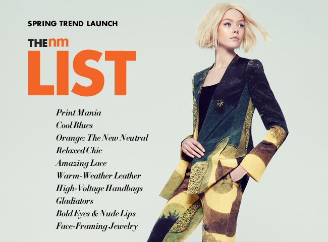 Spring TREND Launch