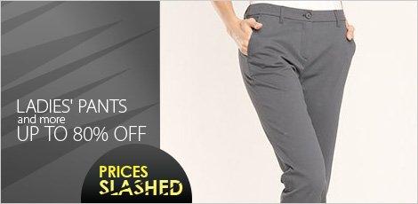Ladies' Pants